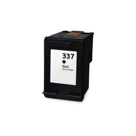 HP 337 Cartouche d'encre Noir Remanufacturé