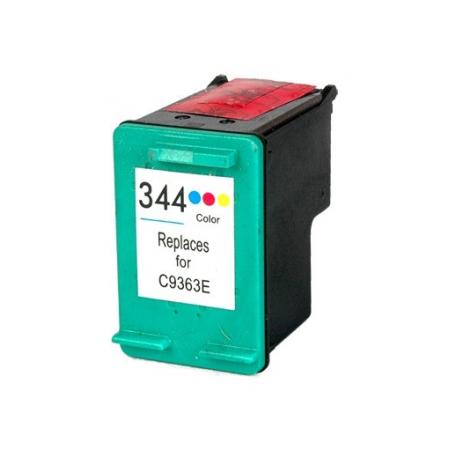 HP C9363EE / 344 Jet d'Encre Cyan / Magenta / Jaune Remanufacturé