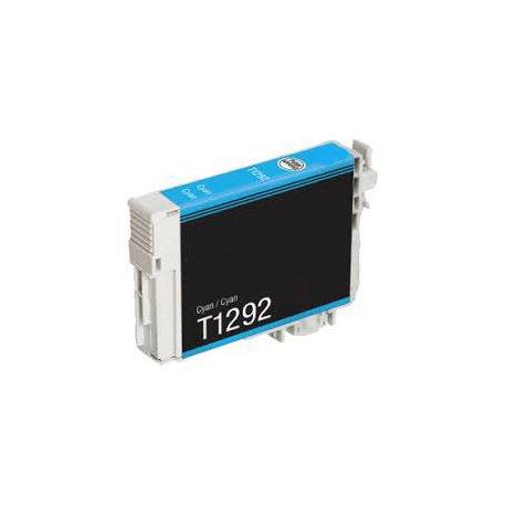 Epson T1292 Cartouche d'encre Cyan Compatible