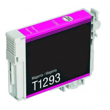 Epson T1293 Cartouche d'encre Magenta Compatible