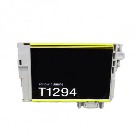 Epson T1294 Cartouche d'encre Jaune Compatible