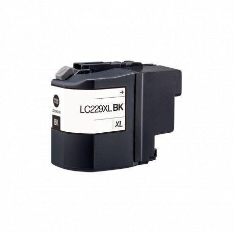 Brother LC-229BK Cartouche d'encre Noire Compatible