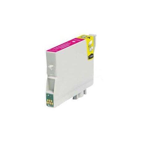 Epson T0713 Jet d'Encre Magenta Compatible