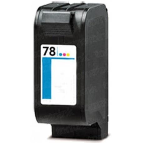 HP C6578AE / 78 Tête d'impression Couleur Remanufaturé