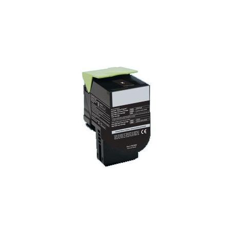 Lexmark C2425 Toner Noir Remanufacturé 6K