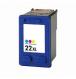 Cartouche HP 22 Haute Capacité Remanufacturé