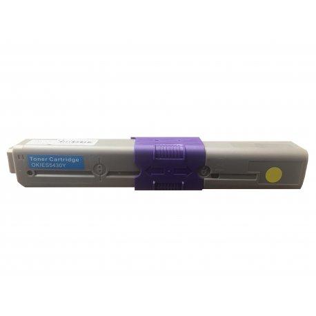 Oki ES 3451 Toner Jaune Compatible