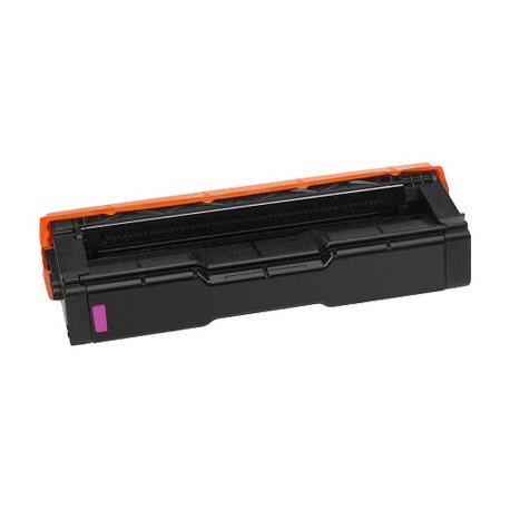 Toner Pour Ricoh SPC-252 Magenta Compatible