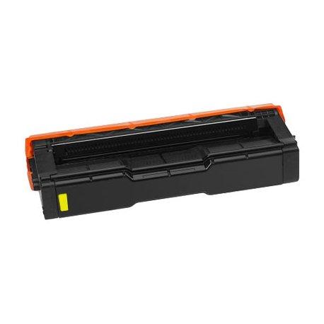 Toner Pour Ricoh SPC-250 Yellow Compatible